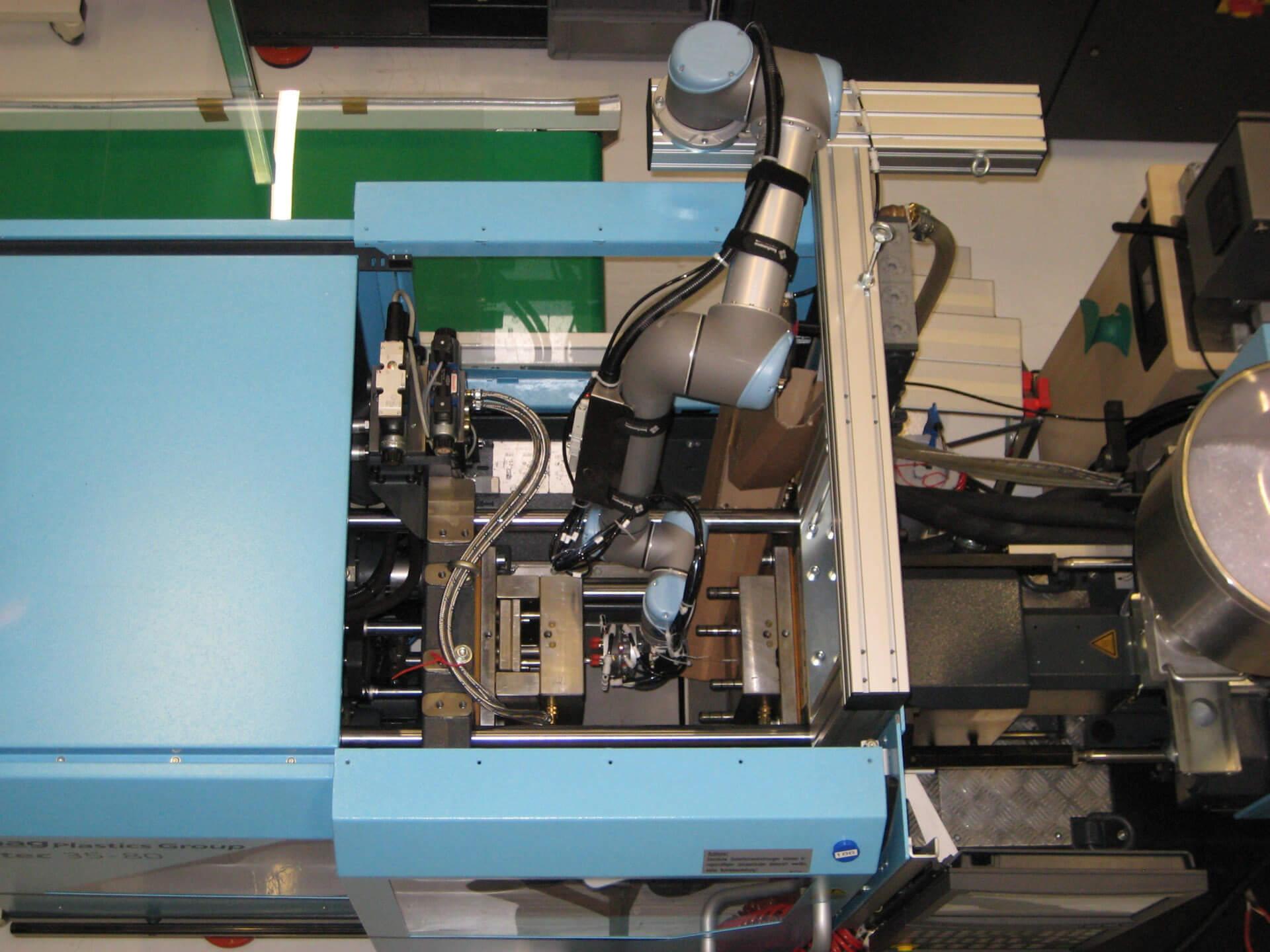 Profatec AG | Profitable production in Switzerland 5