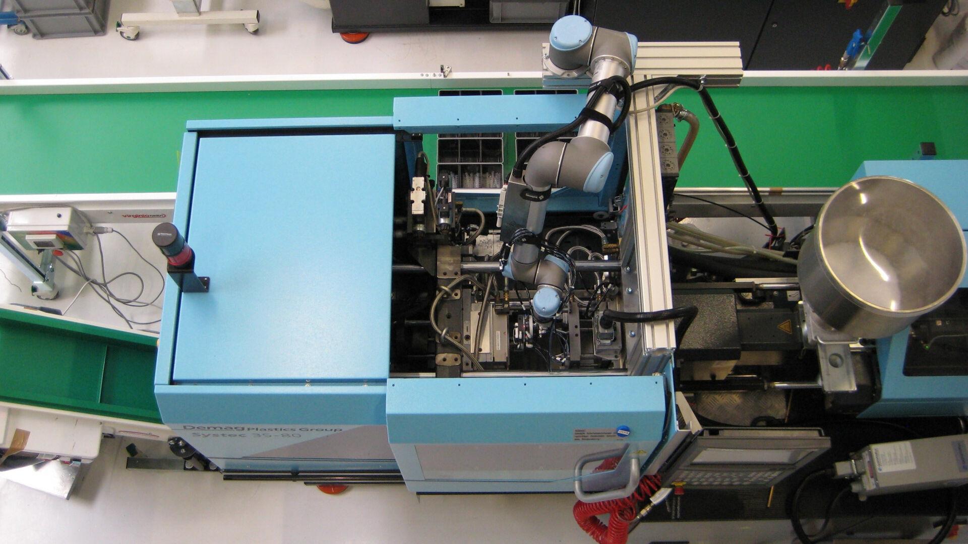 Profatec AG | In der Schweiz rentabel produzieren 1