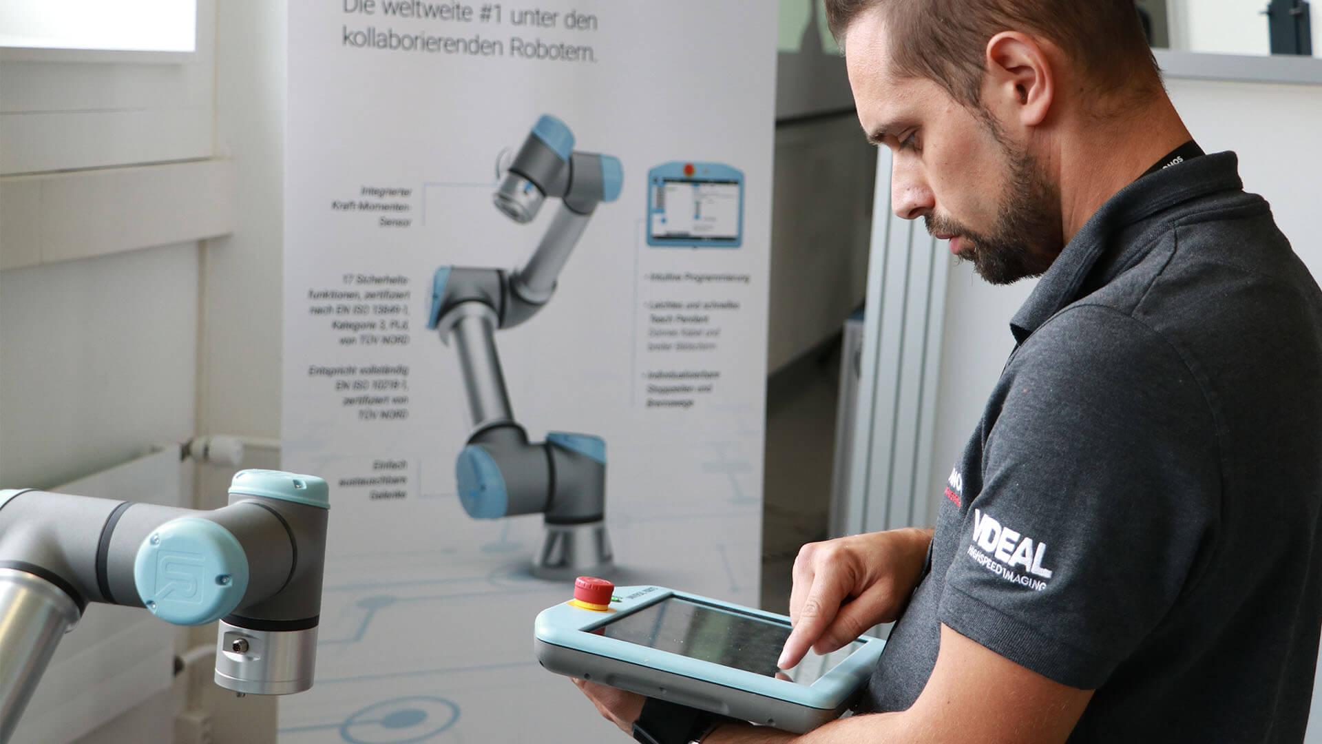 Utiliser les robots de collaboration en toute sécurité 7