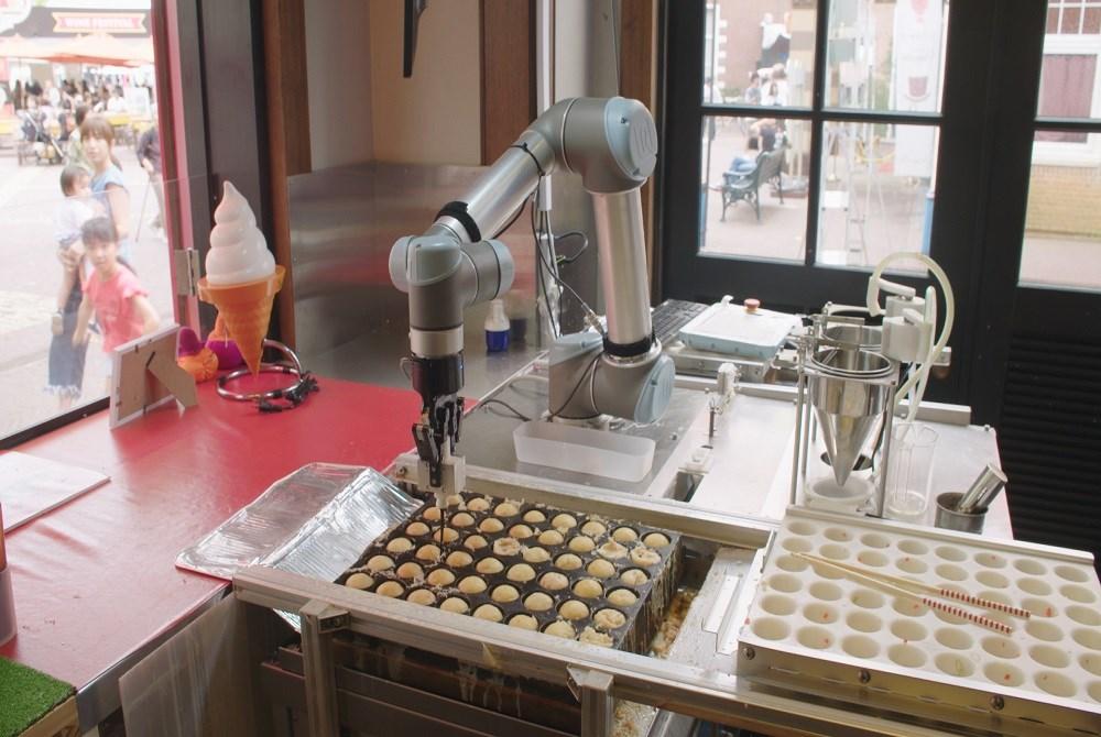 cobots in der Lebensmittelindustrie einsetzen