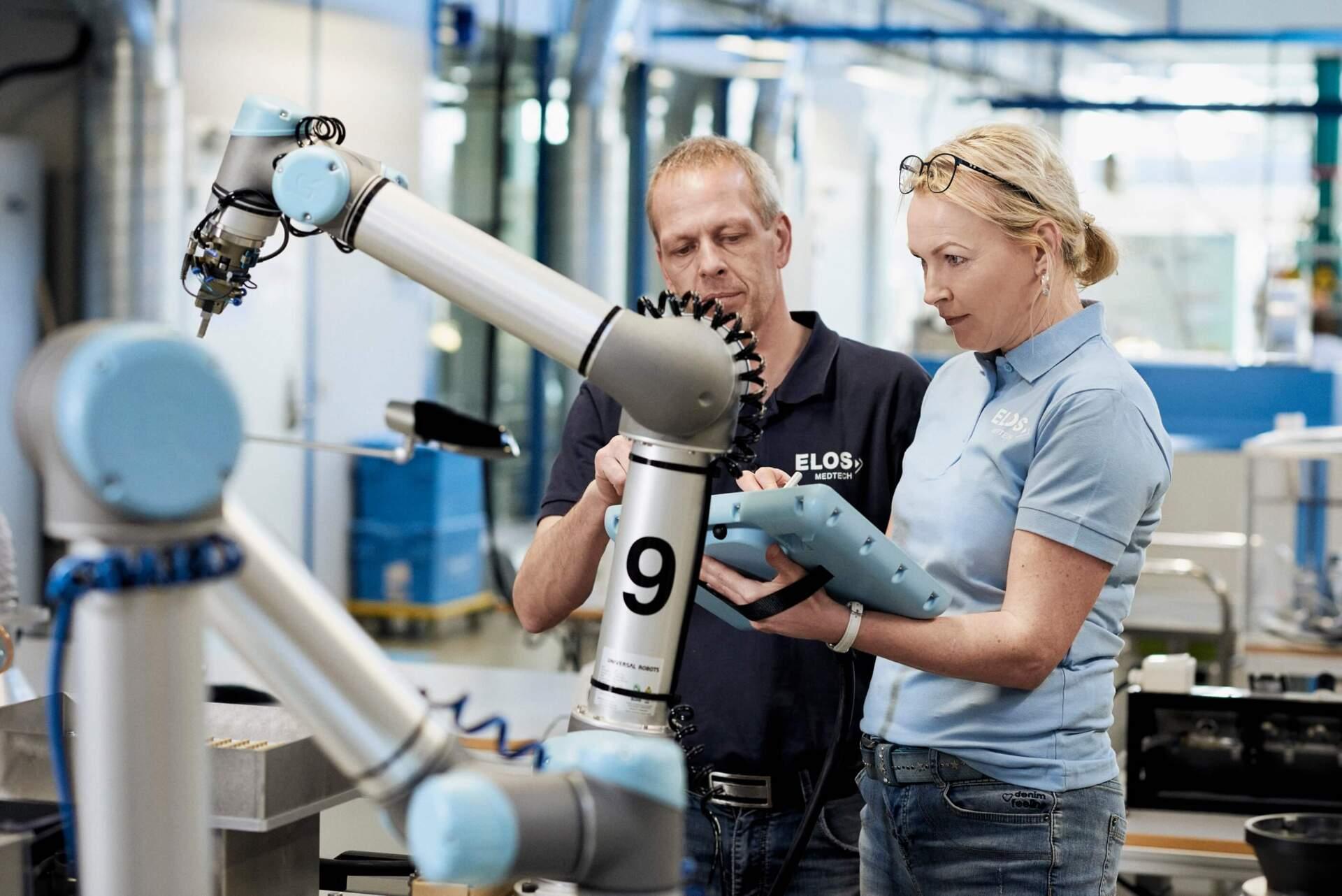 Cobot Sicherheitsworkshop – Kollaborierende Roboter sicher einsetzen 7