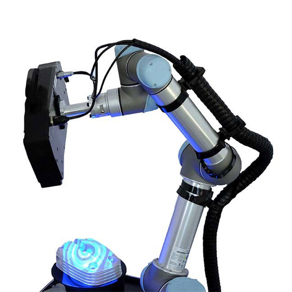 Système de numérisation 3D automatisé eviXscan 8