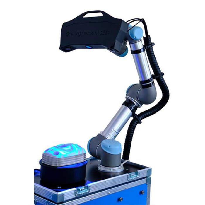 Système de numérisation 3D automatisé eviXscan 2