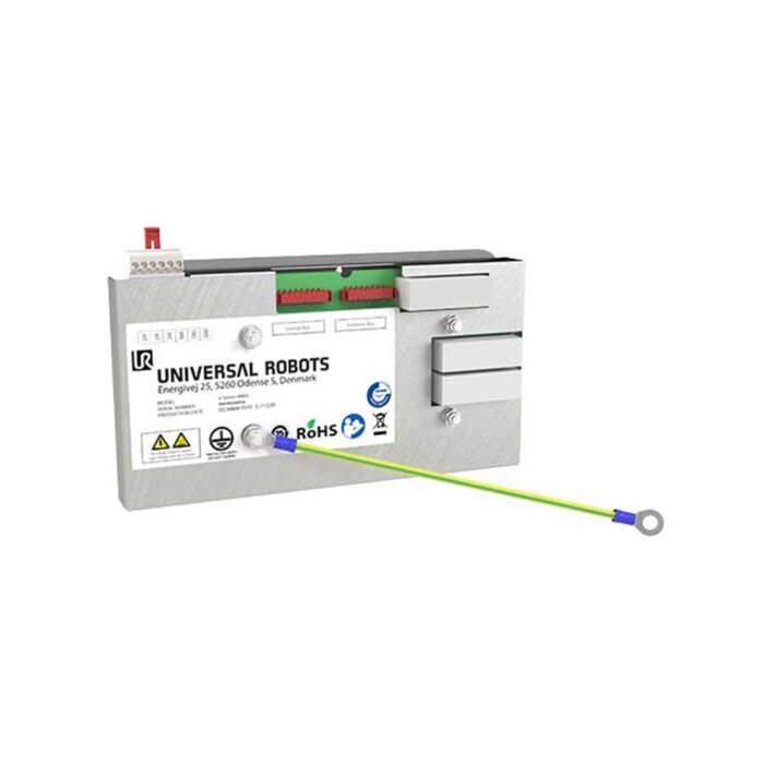 Interface de la machine à injecter IMMI 1