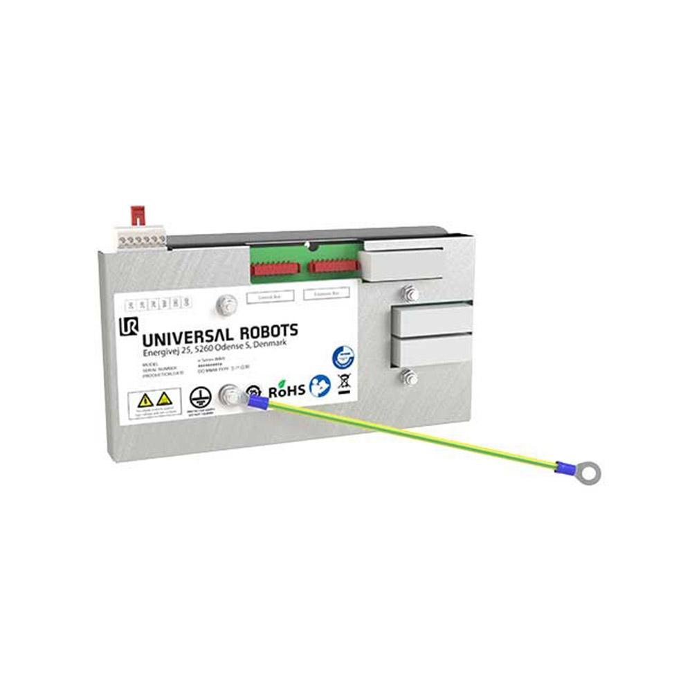 Interface de la machine à injecter IMMI 9