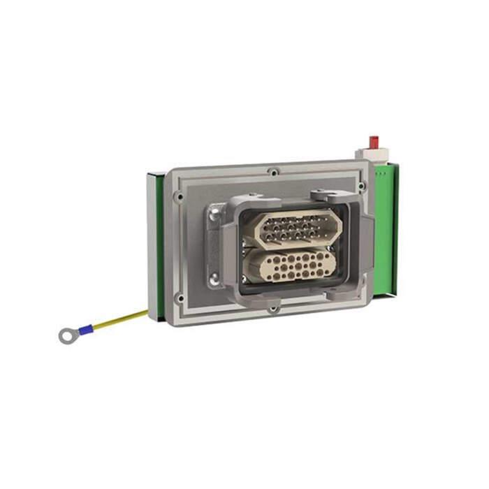 Interface de la machine à injecter IMMI 3