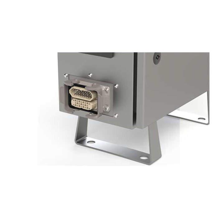 Interface de la machine à injecter IMMI 4