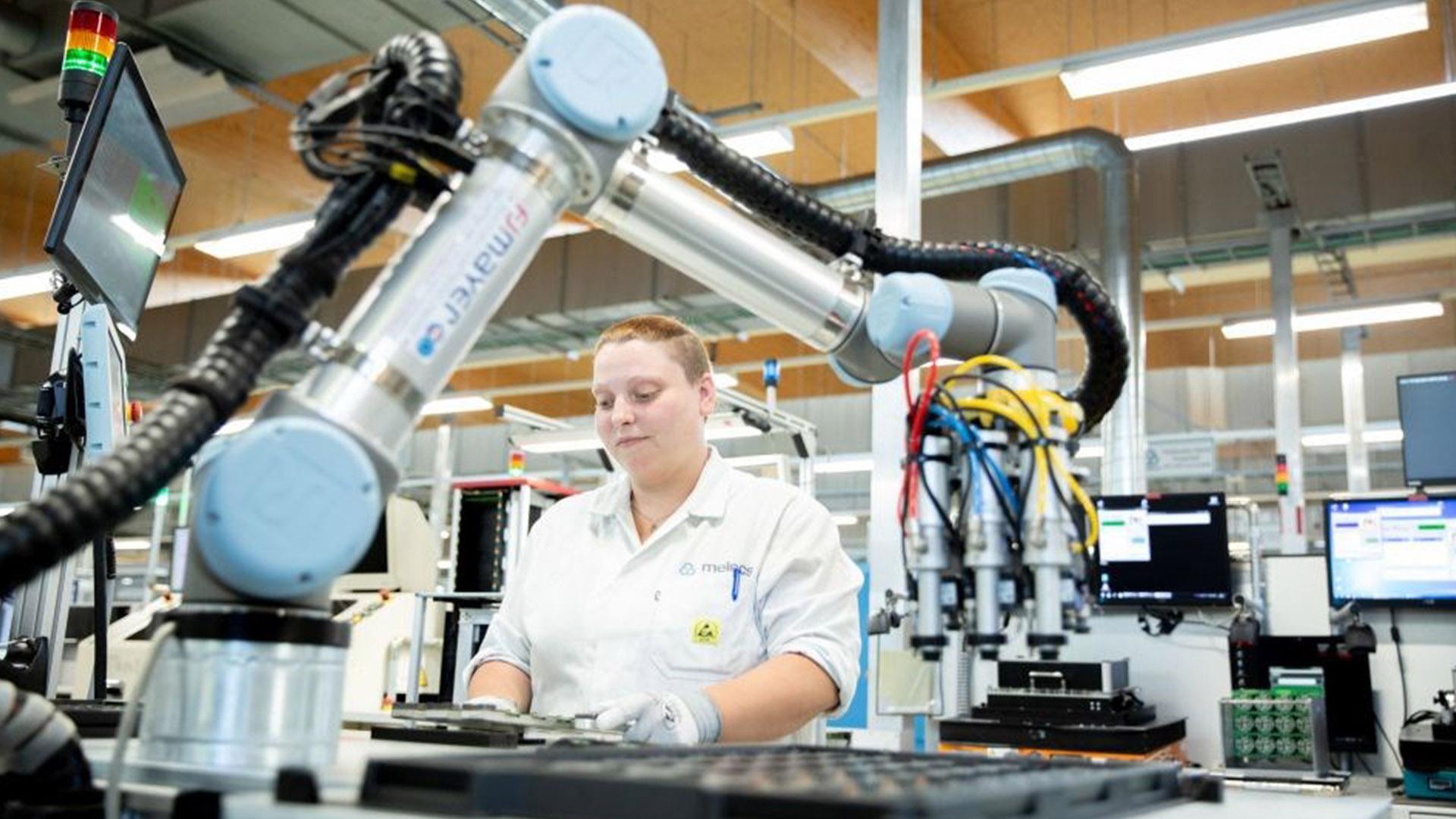 Les robots créent de nouveaux emplois ? Comment est-ce possible ? 2